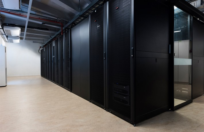 Technical cooling data center