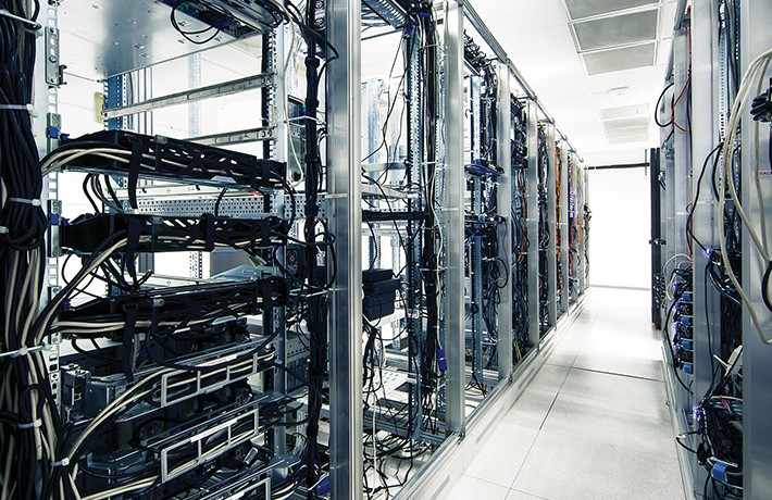 Infrastructure cooling for data centres